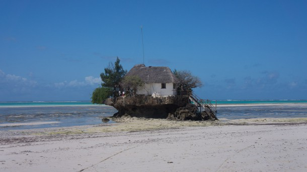 The Rock, Zanzibar